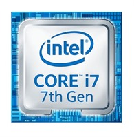 Intel Core i7 7700, S 1151, Kaby Lake, Quad Core, 8 Thread, 3.6GHz, 4.2GHz Turbo, 8MB Cache, 1150MHz