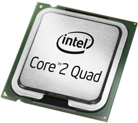 Intel Core2 Quad Q9400 2.66GHz (Yorkfield)