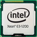 Intel Xeon Processor E3-1225V2 3.2GHz (Ivy Bridge)