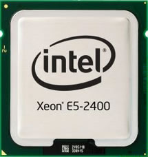 Intel Xeon Processor E5-2407 2.2GHz (Sandy Bridge)