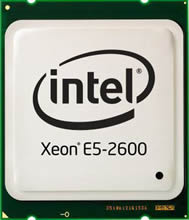 Intel Xeon Processor E5-2667 2.9GHz (Sandy Bridge)