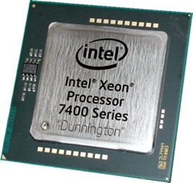 Intel Xeon X7460 2.66GHz (Dunnington)