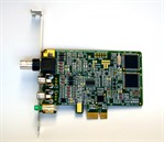 Adrienne time code caption controller PCIe