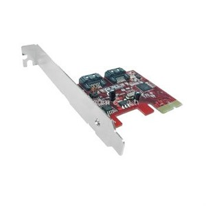 PE-115H HybridDrives SATA III – 6Gbps AHCI Low Profile PCIe 2.0 Host Adapter