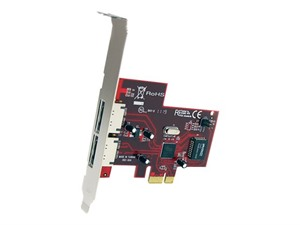 StarTech.com 2 Port eSATA PCI-e Adapter Card