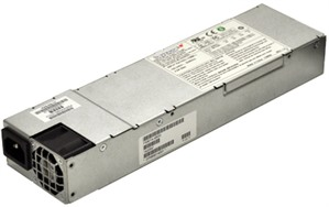 Supermicro 1U 330W Multi Output Gold Level 24-Pin PSU
