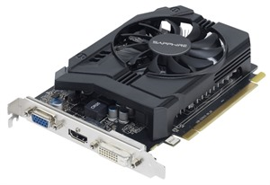 XFX AMD Radeon R7 250 Compact Graphics Card