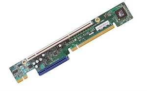 Supermicro 1U UIO Passive Left Slot Riser Card