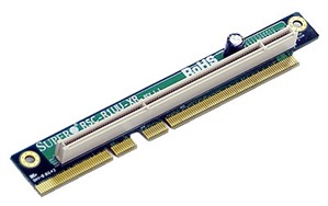 Supermicro 1U UIO Passive Right Slot Riser Card