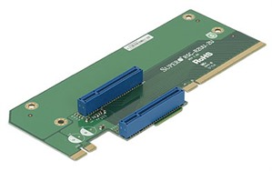 Supermicro 2U UIO Passive Left Slot Riser Card