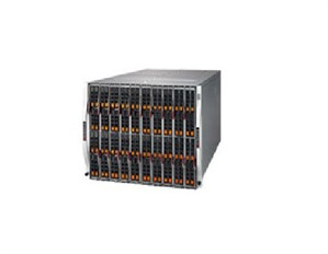 Supermicro SuperBlade 25G Enclosure with four 2200W
