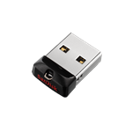 SanDisk Cruzer Fit - USB Flash Drive - 32 GB