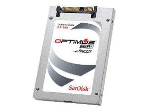 "SanDisk Optimus Ultra+ 100GB MLC 2.5"" SAS2.0 SSD"