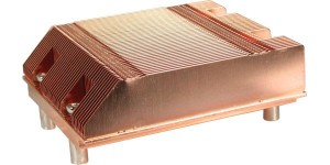Supermicro 1U Passive Copper Heatsink