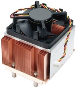 Supermicro 3U+ Active 4-Pin Heatsink