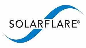 Solarflare QSFP+ to 2 SFP+ Copper Breakout Direct-Attach Cable 1m