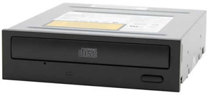 Sony 52x CD-ROM drive (Black)