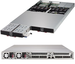 Supermicro SuperServer SSG-136R-N32JBF )Complete System Only)