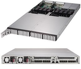 Supermicro SuperStorage Server 136R-NR32JBF (Complete System Only)