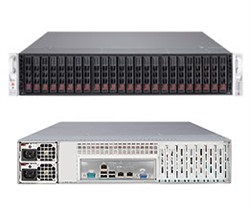 Supermicro SuperStorage Server 2027R-AR24NV