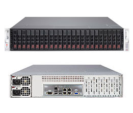 Supermicro SuperStorage Server 2027R-E1CR24L