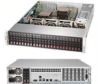 Supermicro SuperStorage Server 2028R-ACR24H