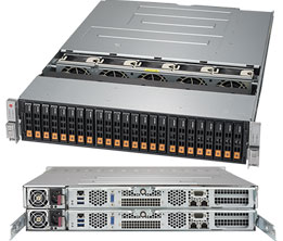 Supermicro SuperStorage Server 2028R-DN2R20L