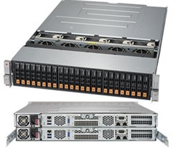 Supermicro SuperStorage Server 2028R-DN2R24L