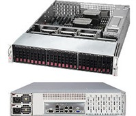 Supermicro SuperStorage Server 2028R-E1CR24H