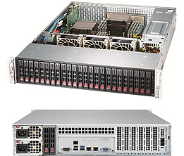 Supermicro SuperStorage Server 2029P-ACR24H