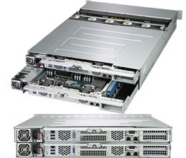 Supemicro SuperStorage Server 2029P-DN2R24L (Complete System Only)