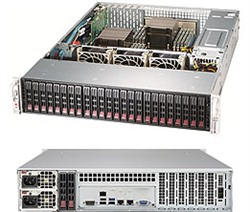 Supermicro SuperStorage Server 2029P-E1CR24H