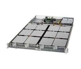 Supermicro SuperStorage Server 5019D8-TR12P (Complete System Only)