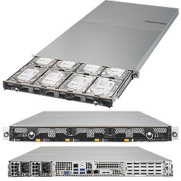 Supermicro SuperStorage Server 6019P-ACR12L