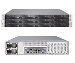 Supermicro SuperStorage Server 6027R-E1R12L