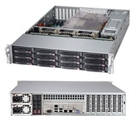 Supermicro SuperStorage Server 6027R-E1R12T