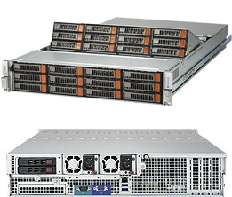 Supermicro SuperStorage Server 6028R-E1CR24L