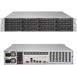 Supermicro SuperStorage Server 6029P-E1CR12H