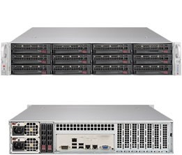 Supermicro SuperStorage Server 6029P-E1CR12T