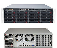 Supermicro SuperStorage Server 6039P-E1CR16L