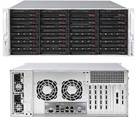 Supermicro SuperStorage Server 6048R-E1CR24L
