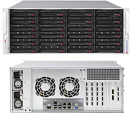 Supermicro SuperStorage Server 6049P-E1CR24L