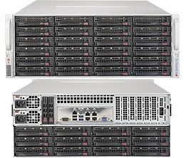 Supermicro SuperServer 6049P-E1CR36L
