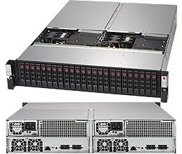 Supermicro SuperStorage Server 927R-E2CJB