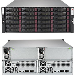 Supermicro SuperStorage Server 947R-E2CJB