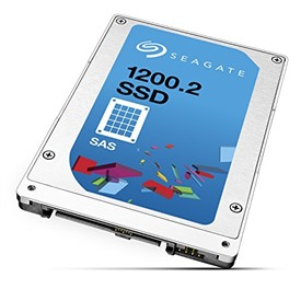 "Seagate 1200.2 SSD 1600GB, SAS 12Gb/s, enterprise eMLC, 2.5"" 15.0mm (3DWPD)"