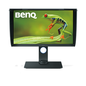 BenQ SW271 4K RGB Color Management Photographer Monitor