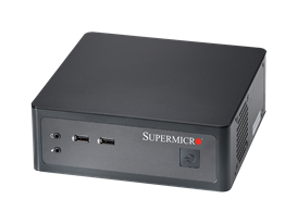 Supermicro SuperServer 1018L-MP