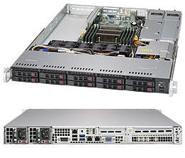 Supermicro SuperServer 1018R-WC0R