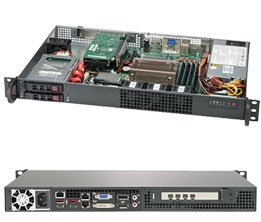Supermicro SuperServer 1019C-HTN2